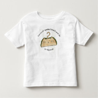 Tacocat Toddler T-Shirt