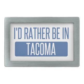 Tacoma Belt Buckles