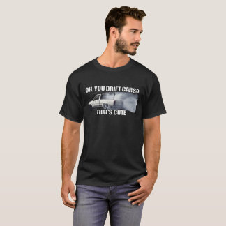 Tacoma Drift Truck Meme Dark T-Shirt