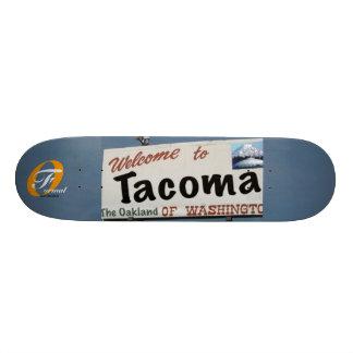 Tacoma Formal Skateboards