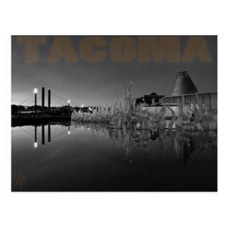 Tacoma museum district postcard