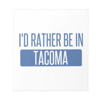 Tacoma Notepad