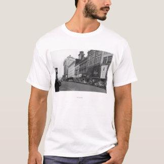 Tacoma, WA View of Broadway Looking North T-Shirt