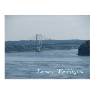 Tacoma, Washington Postcard
