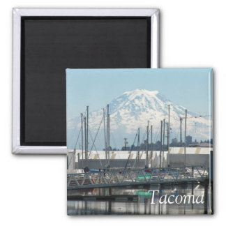 Tacoma, Washington Travel Photo Magnet