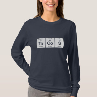 TaCoS Dark Ladies Long Sleeve T-Shirt