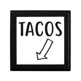 Tacos Gift Box