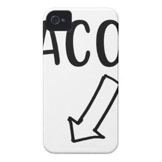 Tacos iPhone 4 Case-Mate Case