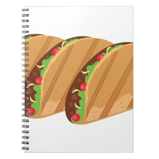 Tacos Notebook