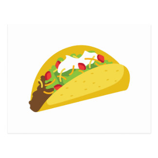 Tacos Postcard