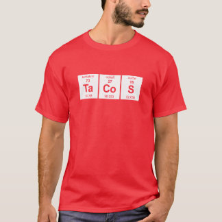 TaCoS Red T-Shirt