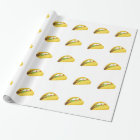 Tacos Wrapping Paper