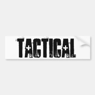 tactical Bumper Sticker