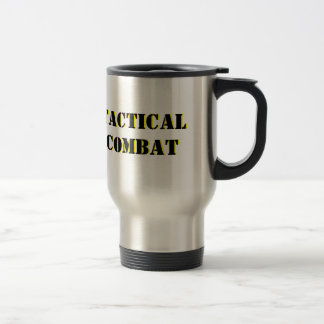 Tactical Combat Travel Mug