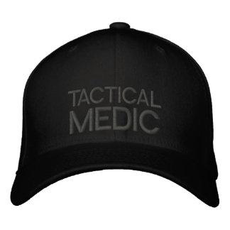 Tactical Medic Mid Profile Flexfit Cap Embroidered Hat