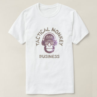 TACTICAL MONKEY BUSINESS T-Shirt