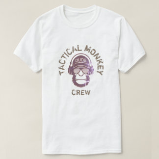 TACTICAL MONKEY SQUAD T-Shirt
