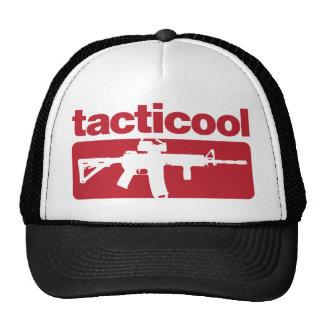 Tacticool - Red Trucker Hat