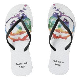 Tadasana thongs Yoga