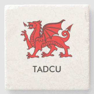 Tadcu - South Welsh Grandad Coaster