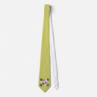 Tae Kwon Do Flyer Neck Tie for Male Martial Artist