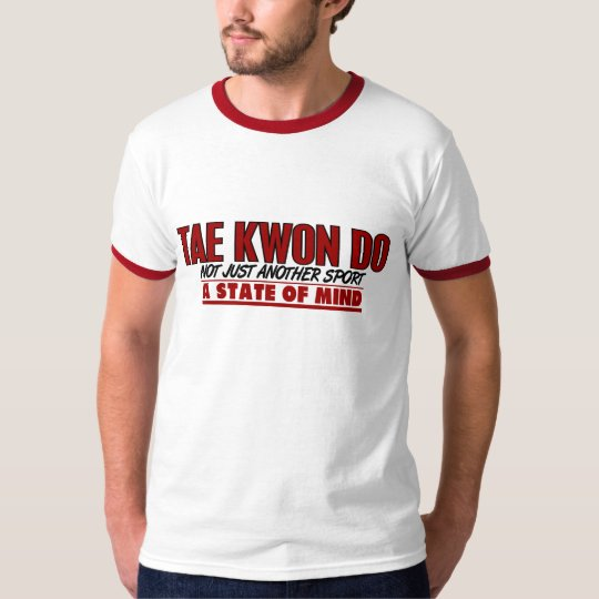 TAE KWON DO Not Just A Sport 1.1 T-Shirt