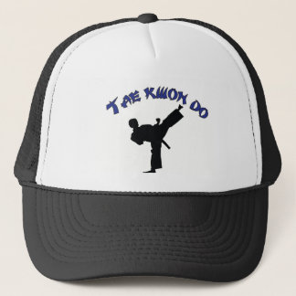 Tae kwon do - Tae kwon do Martial Art Design Trucker Hat