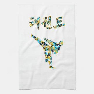 Taekwon-Do Towel