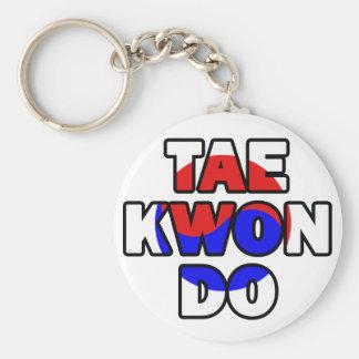 Taekwondo 003 keychain