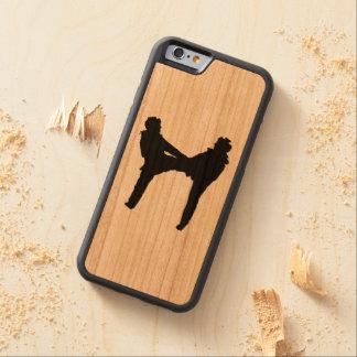 Taekwondo Carved Cherry iPhone 6 Bumper Case
