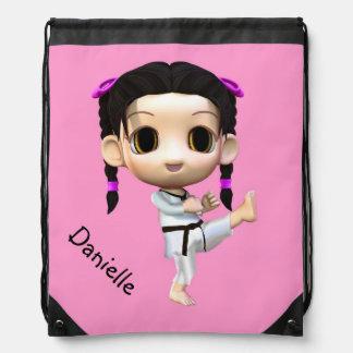 Taekwondo Girl Bag