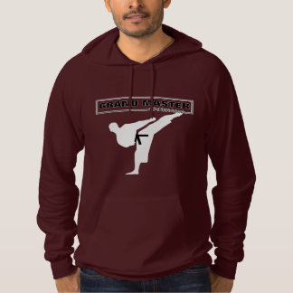 Taekwondo Grand Master Cool Graphic Hoodie