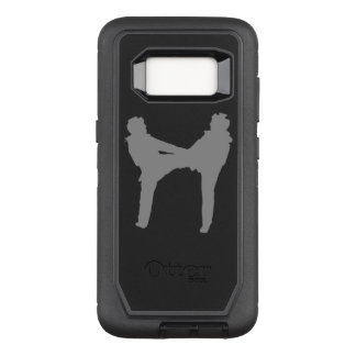 Taekwondo OtterBox Defender Samsung Galaxy S8 Case