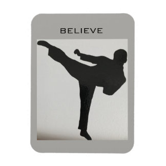 Taekwondo Refrigerator Magnet
