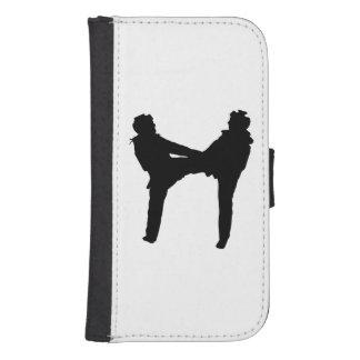Taekwondo Samsung S4 Wallet Case