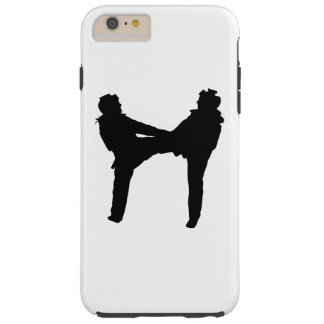 Taekwondo Tough iPhone 6 Plus Case