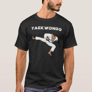 Taekwondo Vector by PICSHELL T-Shirt