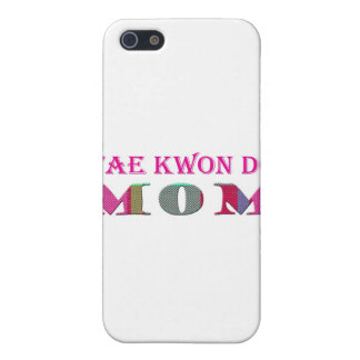 TaeKwonDoMom Case For The iPhone 5