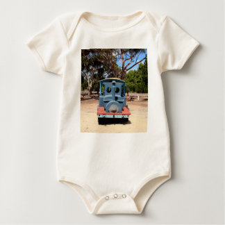 Taffy, Train Engine Locomotive 2 Baby Bodysuit