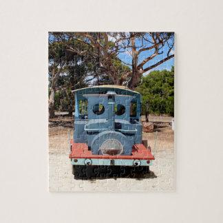 Taffy, Train Engine Locomotive 2 Jigsaw Puzzle