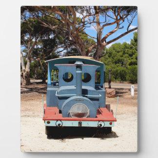 Taffy, Train Engine Locomotive 2 Plaque