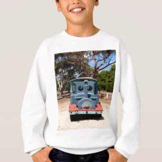 Taffy, Train Engine Locomotive 2 Sweatshirt