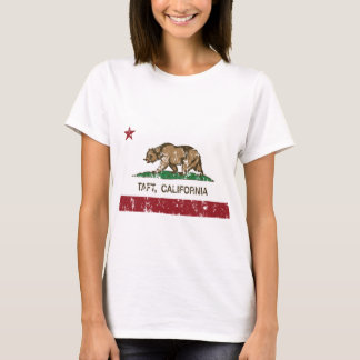 taft california state flag T-Shirt