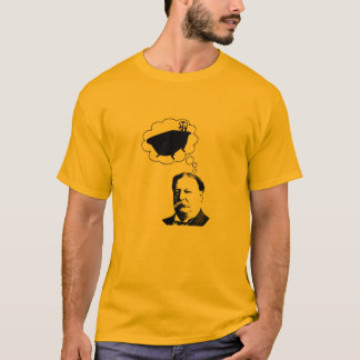 Taft dreams of tubs T-Shirt