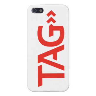 Tag Process Service iPhone 5/5s Case
