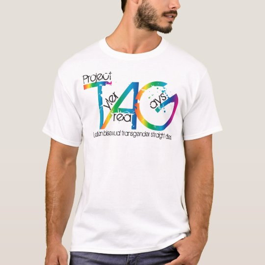 TAG Rainbow T-Shirt