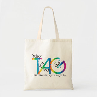 TAG Rainbow Tote Bag