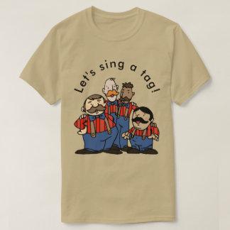 Tag Team Trois T-Shirt