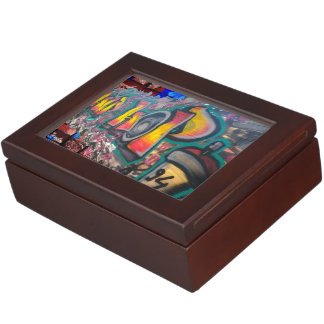 Tag Wall Keepsake Box