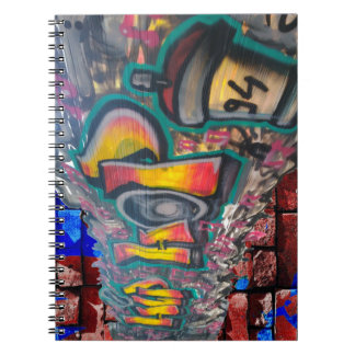 Tag Wall Notebook